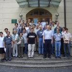 "With Participants of the Workshop ""Computability and Complexity in Analysis"", Schloss Dagstuhl, Germany, 2001"