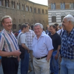 With Yuri Ershov and Bob Soare. Siena, Italy, 2007